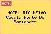 HOTEL RÍO NEIVA Cúcuta Norte De Santander