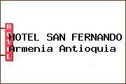 HOTEL SAN FERNANDO Armenia Antioquia