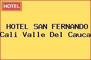 HOTEL SAN FERNANDO Cali Valle Del Cauca