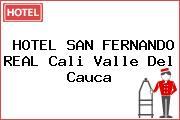 HOTEL SAN FERNANDO REAL Cali Valle Del Cauca