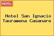 Hotel San Ignacio Tauramena Casanare