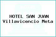 HOTEL SAN JUAN Villavicencio Meta
