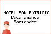HOTEL SAN PATRICIO Bucaramanga Santander