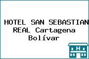 HOTEL SAN SEBASTIAN REAL Cartagena Bolívar