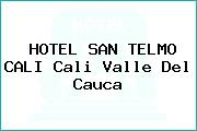 HOTEL SAN TELMO CALI Cali Valle Del Cauca