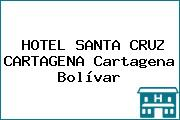 HOTEL SANTA CRUZ CARTAGENA Cartagena Bolívar