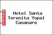 Hotel Santa Teresita Yopal Casanare