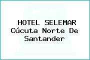 HOTEL SELEMAR Cúcuta Norte De Santander