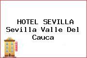 HOTEL SEVILLA Sevilla Valle Del Cauca