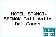 HOTEL STANCIA SPIWAK Cali Valle Del Cauca