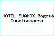 HOTEL SUAMOX Bogotá Cundinamarca