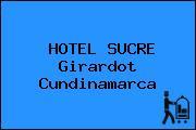 HOTEL SUCRE Girardot Cundinamarca