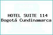 HOTEL SUITE 114 Bogotá Cundinamarca