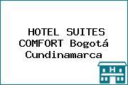 HOTEL SUITES COMFORT Bogotá Cundinamarca