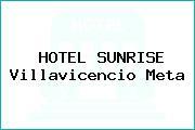 HOTEL SUNRISE Villavicencio Meta
