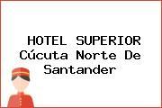 HOTEL SUPERIOR Cúcuta Norte De Santander