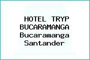HOTEL TRYP BUCARAMANGA Bucaramanga Santander