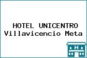 HOTEL UNICENTRO Villavicencio Meta