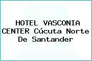 HOTEL VASCONIA CENTER Cúcuta Norte De Santander