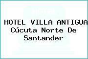 HOTEL VILLA ANTIGUA Cúcuta Norte De Santander