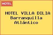 HOTEL VILLA DILIA Barranquilla Atlántico