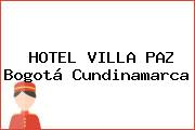 HOTEL VILLA PAZ Bogotá Cundinamarca
