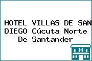 HOTEL VILLAS DE SAN DIEGO Cúcuta Norte De Santander