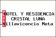 HOTEL Y RESIDENCIA CRISTAL LUNA Villavicencio Meta