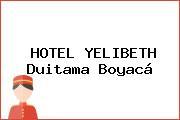 HOTEL YELIBETH Duitama Boyacá
