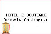 HOTEL Z BOUTIQUE Armenia Antioquia