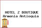 HOTEL Z BOUTIQUE Armenia Antioquia