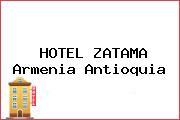 HOTEL ZATAMA Armenia Antioquia