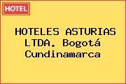HOTELES ASTURIAS LTDA. Bogotá Cundinamarca