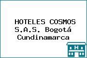 HOTELES COSMOS S.A.S. Bogotá Cundinamarca