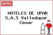 HOTELES DE UPAR S.A.S Valledupar Cesar