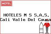 HOTELES M S S.A.S. Cali Valle Del Cauca