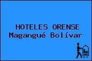 HOTELES ORENSE Magangué Bolívar