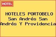 HOTELES PORTOBELO San Andrés San Andrés Y Providencia