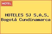 HOTELES SJ S.A.S. Bogotá Cundinamarca