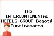 IHG INTERCONTINENTAL HOTELS GROUP Bogotá Cundinamarca