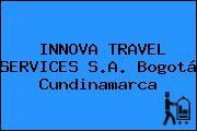 INNOVA TRAVEL SERVICES S.A. Bogotá Cundinamarca