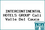 INTERCONTINENTAL HOTELS GROUP Cali Valle Del Cauca