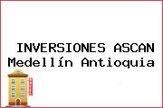 INVERSIONES ASCAN Medellín Antioquia