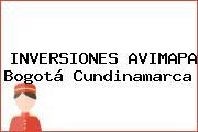 INVERSIONES AVIMAPA Bogotá Cundinamarca