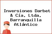 Inversiones Darbet & Cía. Ltda. Barranquilla Atlántico