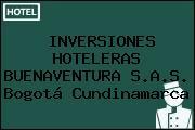 INVERSIONES HOTELERAS BUENAVENTURA S.A.S. Bogotá Cundinamarca