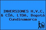 INVERSIONES H.V.C. & CÍA. LTDA. Bogotá Cundinamarca