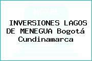 INVERSIONES LAGOS DE MENEGUA Bogotá Cundinamarca