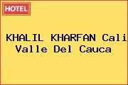 KHALIL KHARFAN Cali Valle Del Cauca