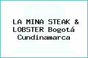 LA MINA STEAK & LOBSTER Bogotá Cundinamarca